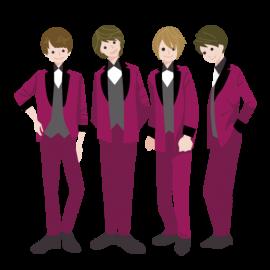 男性アイドルグッズ5